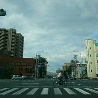 Photo taken at 瀬頭交差点 by ぱくぱくピッピ (. on 6/23/2016
