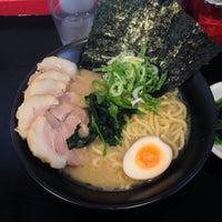 Photo taken at 中川家 平塚銀河大橋店 by coeruleaTQZ on 1/24/2015