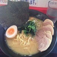 Photo taken at 中川家 平塚銀河大橋店 by coeruleaTQZ on 1/17/2015