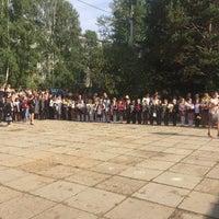 Photo taken at Школа №22 by Мария on 9/1/2015