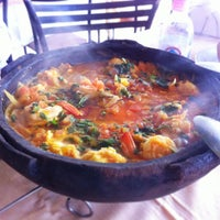 Photo taken at Geraldo Restaurante by Silvestre w. on 4/16/2013