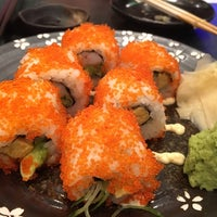 Photo taken at Oh Sushi and Tappas 奧壽司 by Stephen L. on 6/18/2016