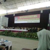 Photo taken at Universitas Lampung by Bachtiar S. on 9/24/2012