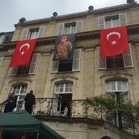 Photo taken at Ambassade de Turquie by Aykut O. on 8/30/2017
