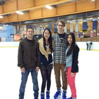 Photo taken at Polar Bear Ice Skating World by Aurelia devina F. on 1/28/2014