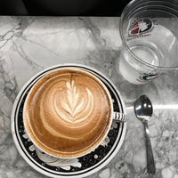 Photo taken at La Colombe Torrefaction by Farhad S. on 7/14/2017