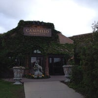 Photo taken at Campiello by Stephanie M. on 6/1/2013
