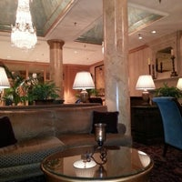 Photo taken at The Saint Paul Hotel by Eric H. on 10/9/2012