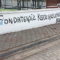 Photo taken at Fethiye İşletme Fakültesi by Emircan Y. on 11/12/2016