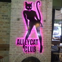 Photo taken at Alleycat Club by Kathryn H. on 8/16/2013