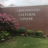 Photo taken at Greenwood Cultural Center by Elbert M. on 7/28/2017
