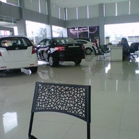 Photo taken at Honda Soekarno Hatta by Ko J. on 1/23/2014