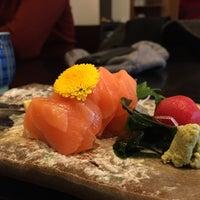 Photo taken at Sushi Boy by Krystian B. on 1/19/2015