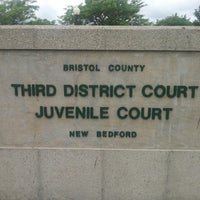 Photo taken at New Bedford District Court by Rebecca D. on 6/12/2013