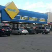 Photo taken at Silvas Discount Liquors by Rebecca D. on 5/26/2013