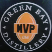 Photo taken at Green Bay Distillery by kevin v. on 10/25/2012