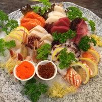 Photo taken at Bonbori Japanese Cuisine by SwINg P. on 12/12/2017