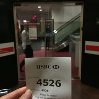Photo taken at HSBC Bank by SwINg P. on 11/16/2016
