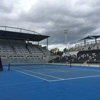 Photo taken at Hobart International Tennis Centre by SwINg P. on 10/6/2016