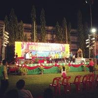 Photo taken at วิทยาลัยเทคนิคเพชรบุรี I Petchburi Technical College by นายปาท่องโก๋ on 11/28/2012