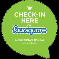 Photo taken at André Toffani Danças by André Toffani Danças on 1/19/2014