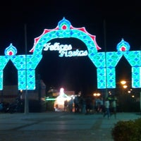 Photo taken at Recinto Ferial by Pedro P. on 7/23/2014