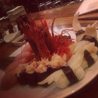 Photo taken at Bamboo Sushi by Natalia T. on 12/2/2012