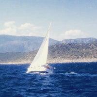 7/2/2016 tarihinde Erdem D.ziyaretçi tarafından Boat Trips by Captain Ergun'de çekilen fotoğraf