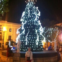 Photo taken at Plaza De Armas by Graeme J. on 12/15/2012