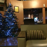Photo taken at Executive Lounge Soekarno-Hatta International Airport by Evie A. on 1/2/2016