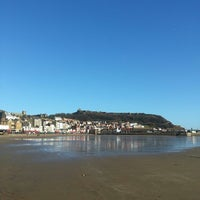 Photo taken at Scarborough by Glyn C. on 2/16/2014