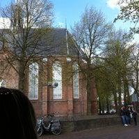 Photo taken at Het Huis Met De Pilaren by Ernst T. on 4/13/2014