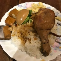 Photo taken at 金澤魯肉飯 by Aaron on 10/21/2017