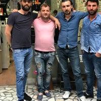 Photo taken at Tolga Erkek Kuaförü by Burak T. on 5/28/2018