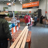 Photo taken at The Home Depot by Paul D. on 3/22/2014
