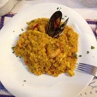 Photo taken at La Dehesa Restaurante by Inna T. on 11/5/2014
