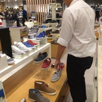 Photo taken at Lacoste's Shoe Counter by mookmelloww on 11/5/2015