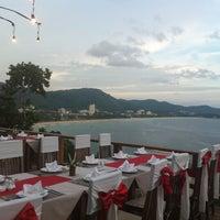 Photo taken at Secret Cliff Resort And Restaurant Phuket by  Pan Pan  on 4/26/2013