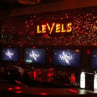 Photo taken at Levels Club & Lounge by Sean.T on 5/2/2013