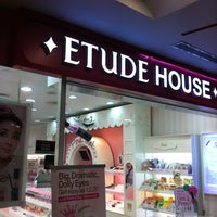 Photo taken at Etude House by Sean.T on 10/14/2012