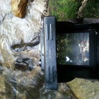Photo taken at Sg. Congkak Waterfall by David C. on 8/10/2013