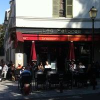Photo taken at Les Félibres by Vincent C. on 9/16/2012