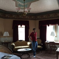 Photo taken at Strater Hotel by Melissa Y. on 6/7/2016