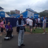 Photo taken at International Lawn Tennis Centre by Lida S. on 6/14/2014