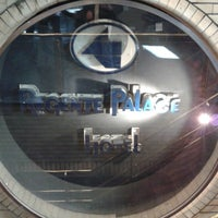 Photo taken at Regente Palace Hotel by Bruno S. on 3/22/2014