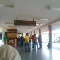 Photo taken at H.A.S. Hanandjoeddin Airport (TJQ) by Oksita H. on 11/4/2013