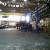 Photo taken at Cockpit AutoOne by Noi N. on 2/19/2014