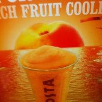 Photo taken at Costa Coffee by Salah H. on 1/23/2013