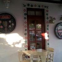 5/11/2013 tarihinde Elvan U.ziyaretçi tarafından Çiçek Pastanesi'de çekilen fotoğraf