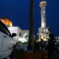 Photo taken at masjid teras jernang by Nadzmi A. on 6/17/2017